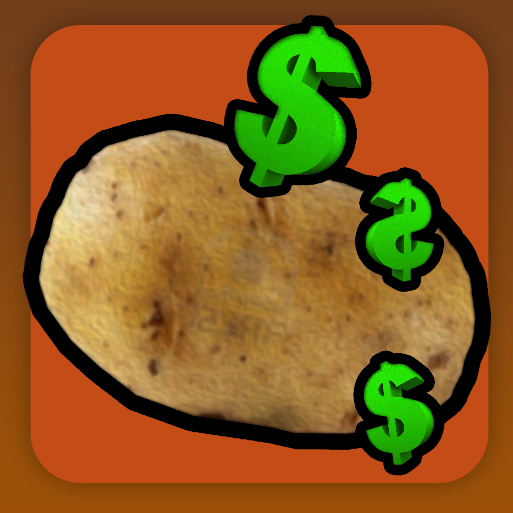 Potato Millionaire-Trade Stuff on your way to Riches!